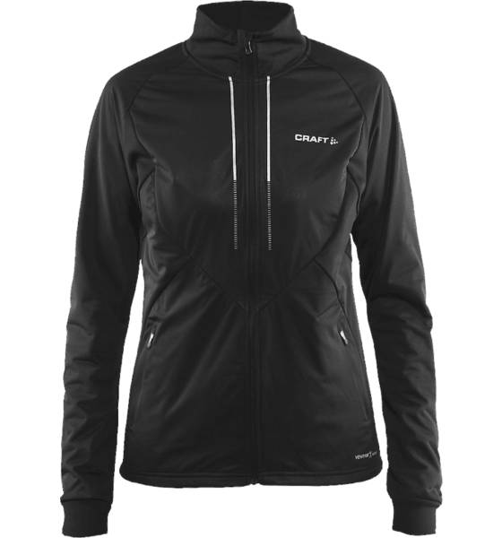 Craft Maastohiihtovaatteet Craft W Storm Jacket 2.0 BLACK (Sizes: M)
