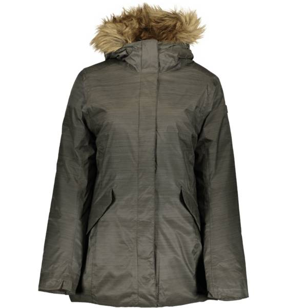 Helly Hansen Takit Helly Hansen W Hilton 2 Parka OLIVE NIGHT (Sizes: S)