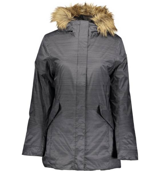Helly Hansen Takit Helly Hansen W Hilton 2 Parka BLACK (Sizes: S)