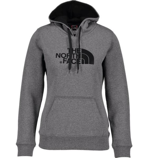 The North Face Retkeilyvaatteet The North Face W Drew Peak Hoodie MID GREY (Sizes: S)
