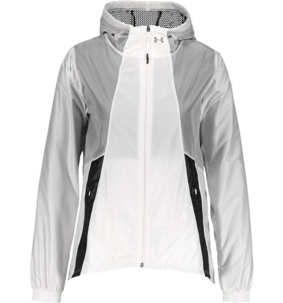 Under Armour Juoksuvaatteet Under Armour W Run True Jacket WHITE (Sizes: XS)