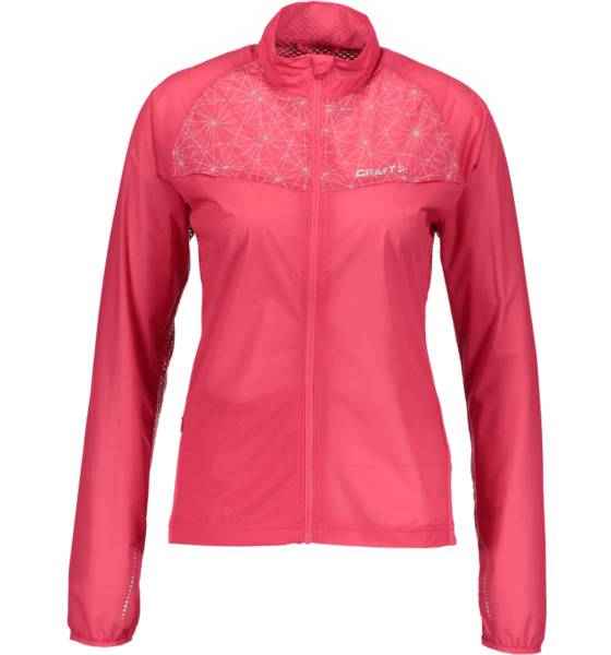 Craft Juoksuvaatteet Craft W Focus 2.0 Race Jacket PUSH (Sizes: XS)