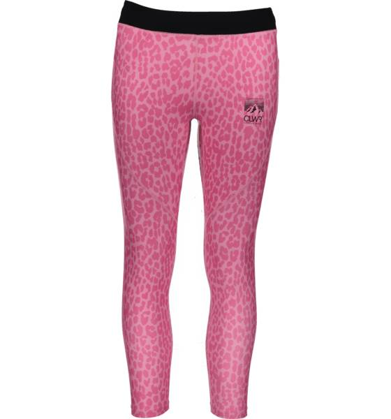 Colour Wear Treenivaatteet Colour Wear W Pulse Tight ROSE LEO (Sizes: XS)