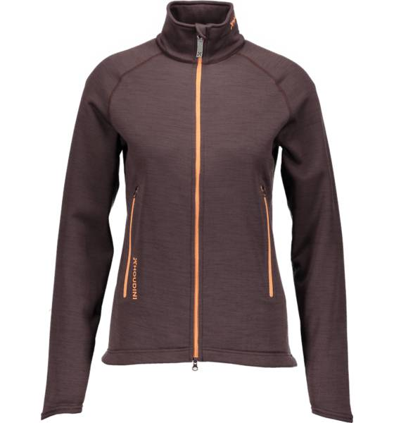 Houdini Retkeilyvaatteet Houdini W Outright Jacket BACKBEAT BROWN (Sizes: M)