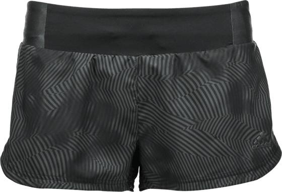 Adidas Juoksuvaatteet Adidas W Glide Shorts BLACK (Sizes: M)