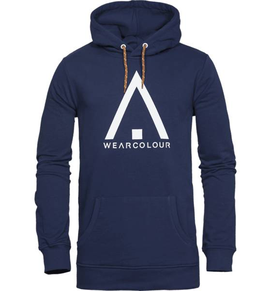 Wear Colour Lumilautailuvaatteet Wear Colour M Wear Hood MIDNIGHT BLUE (Sizes: L)
