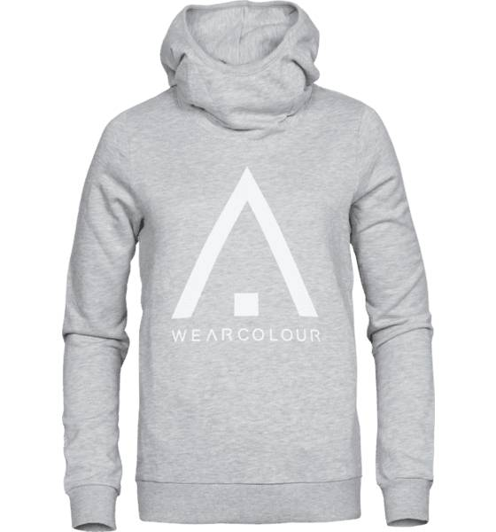 Wear Colour Lumilautailuvaatteet Wear Colour W Pull Hood GREY MELANGE (Sizes: S)