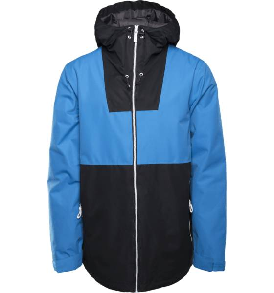 Wearcolour M Block Jacket Lumilautailuvaatteet SWEDISH BLUE (Sizes: S)