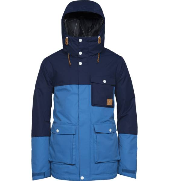 Wearcolour M Horizon Jkt Lasketteluvaatteet SWEDISH BLUE (Sizes: S)