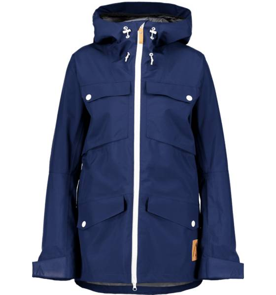 Wear Colour Lasketteluvaatteet Wear Colour W Lynx Jacket MIDNIGHT BLUE (Sizes: S)