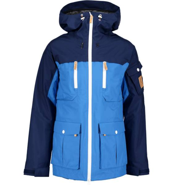 Wearcolour M Falk Jacket Lasketteluvaatteet SWEDISH BLUE (Sizes: M)