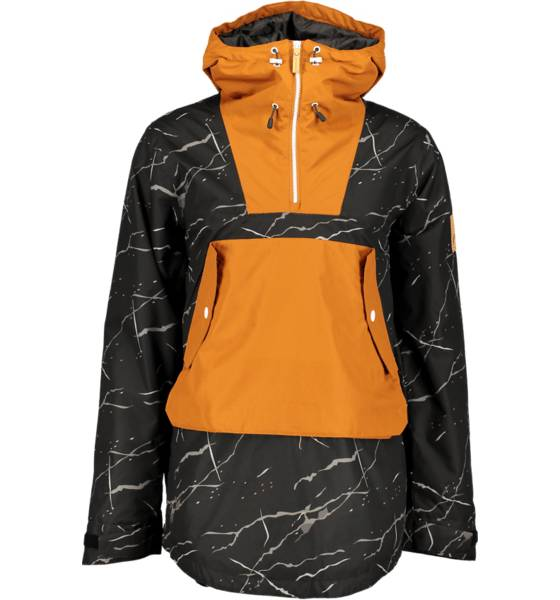 Wear Colour Takit Wear Colour M Wear Anorak BLACK MARBLE (Sizes: S)