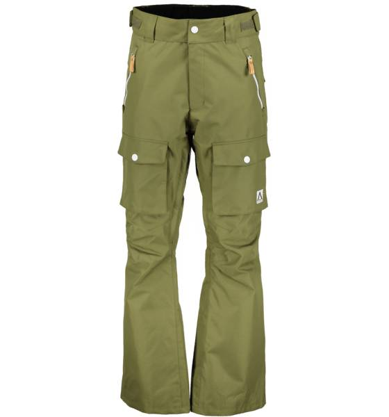 Wear Colour Lasketteluvaatteet Wear Colour M Flight Pant LODEN (Sizes: L)