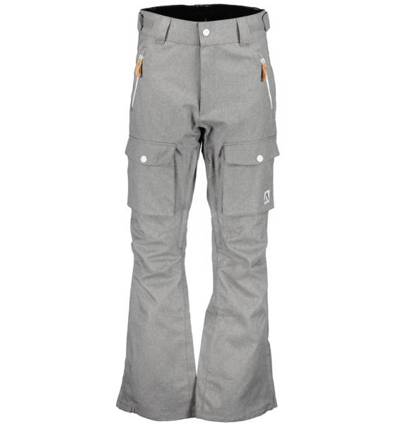 Wear Colour Lasketteluvaatteet Wear Colour M Flight Pant GREY MELANGE (Sizes: M)
