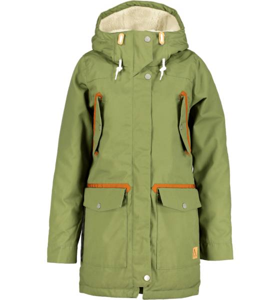 Wear Colour Takit Wear Colour W Range Parka LODEN (Sizes: M)