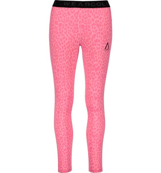 Wear Colour Retkeilyvaatteet Wear Colour W Shelter Pant PINK LEO (Sizes: M)