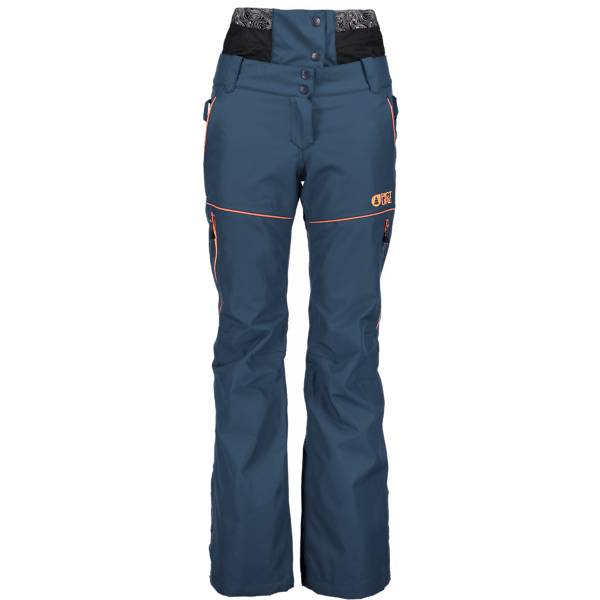 Picture Lasketteluvaatteet Picture W Exa Pant PETROL BLUE (Sizes: S)