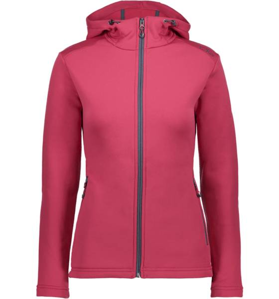 Cmp Takit Cmp W Stretch Zip Hood MAGENTA (Sizes: 38)