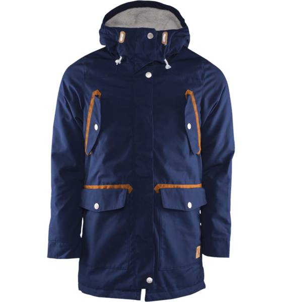 Wear Colour Takit Wear Colour W Range Parka MIDNIGHT BLUE (Sizes: S)