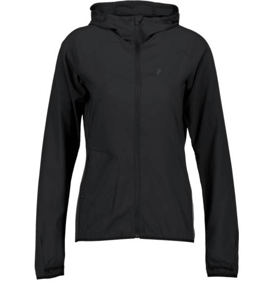 Peak Performance Juoksuvaatteet Peak Performance W Fremont Jacket BLACK (Sizes: M)