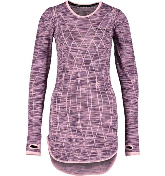 Craft Hameet & mekot Craft W Active Comfort Dress LIGHT PINK (Sizes: XS)