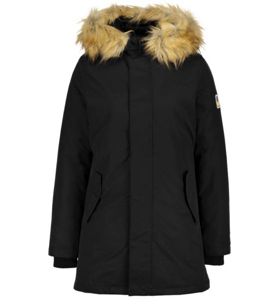 Svea Takit Svea W Miss Lee Jacket BLACK (Sizes: L)