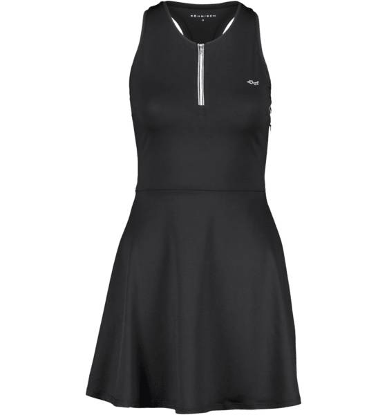 Röhnisch W Run Faster Dress Hameet & mekot BLACK (Sizes: S)