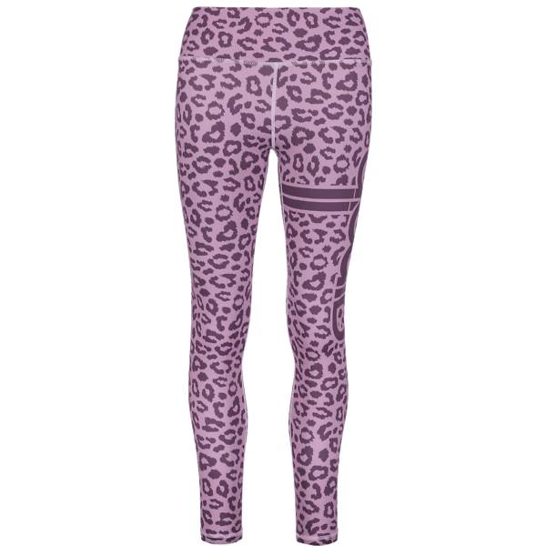 Aim´n W Cheetah Tights Treenivaatteet BLACK/PINK (Sizes: L)