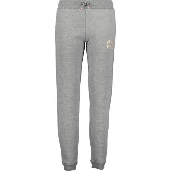 Russell Athletic W Cuffed Pant Collegehousut COLLEGIATE GREY (Sizes: XS)
