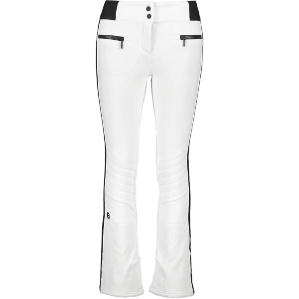 8848 Altitude W Randy Slim Pant Lasketteluvaatteet BLANC (Sizes: 40)