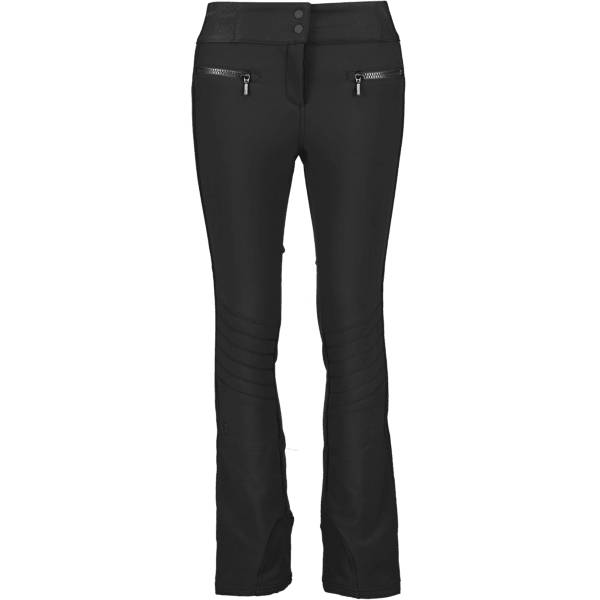 8848 Altitude W Randy Slim Pant Lasketteluvaatteet BLACK (Sizes: 40)