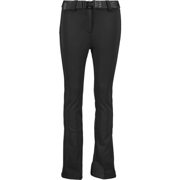 8848 Altitude W Tumblr Slim Pant Lasketteluvaatteet BLACK (Sizes: 38)