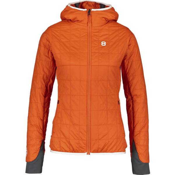 8848 Altitude W Theresia Primaloft Retkeilyvaatteet RED CLAY (Sizes: 40)
