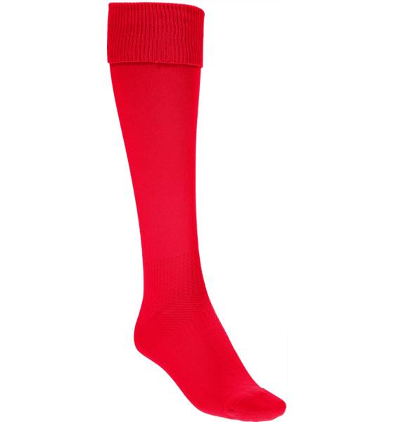 Seger Sukat Seger Football Sock RED (Sizes: 31-33)