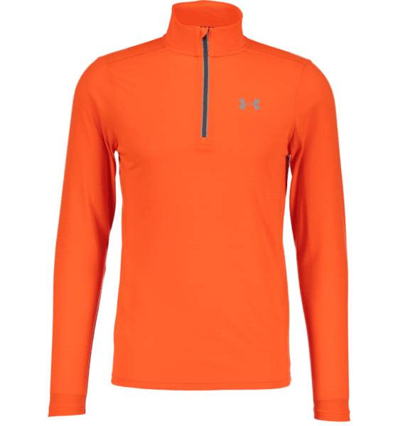 Under Armour Juoksuvaatteet Under Armour M Threadborne Sstreaker 1/4 Zip PHOENIX FIRE (Sizes: XL)