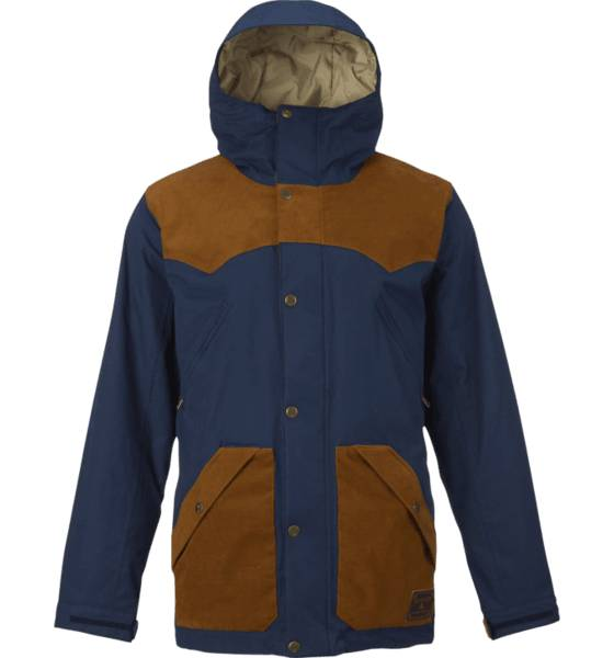 Burton Lasketteluvaatteet Burton M Folsom Jkt ECLIPSE/TRUE PENNY (Sizes: S)