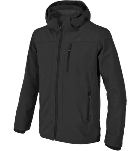 Cmp Takit Cmp M Softshell Zip Hd NERO/RIVER (Sizes: 58)