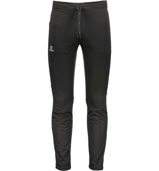 Salomon Maastohiihtovaatteet Salomon M Equipe Softshell Pant BLACK (Sizes: XL)