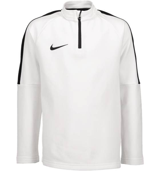 Nike Nk Dry Drill Top J Jalkapallovaatteet WHITE/BLACK (Sizes: M)