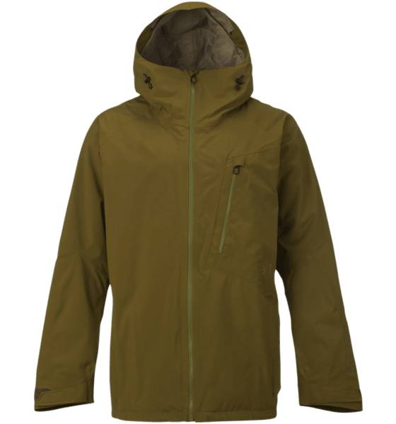 Burton Lumilautailuvaatteet Burton M Ak 2l Cyclic Jkt FIR (Sizes: L)