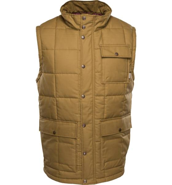 Burton Takit Burton M Mb Woodford Vest WOODTHRUSH (Sizes: M)