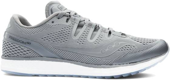 Saucony Freedom Iso Juoksukengät GREY (Sizes: US 5)