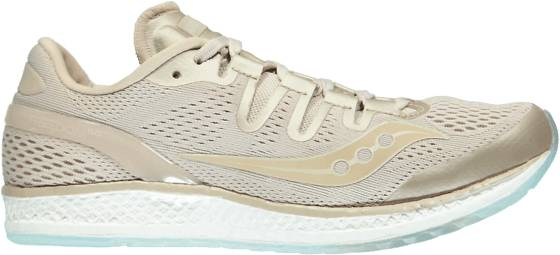 Saucony Freedom Iso Juoksukengät CHAMPAGNE (Sizes: US 7)