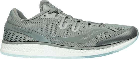 Saucony Juoksukengät Saucony Freedom Iso GREY/GREY (Sizes: US 6.5)