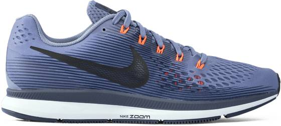 Nike Nike Air Zoom Pegasus 34 Juoksukengät DARK SKY BLUE/OBSI (Sizes: US 7.5)