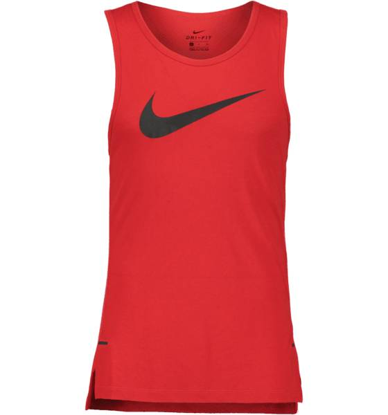 Nike Koripallovaatteet Nike M Nk Brthe Top Sl Elite UNIVERSITY RED/BLA (Sizes: M)