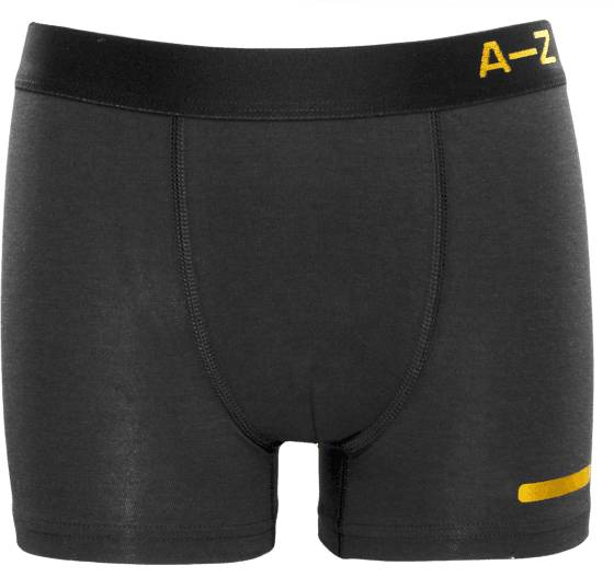 A-z Alusvaatteet A-z A-z Comfort Boxer Jr BLACK (Sizes: 146-152)