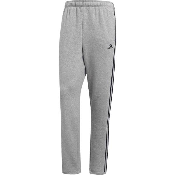 Adidas M Ess 3s T Pnt Fl Collegehousut MEDIUM GREY HEATHE (Sizes: L)