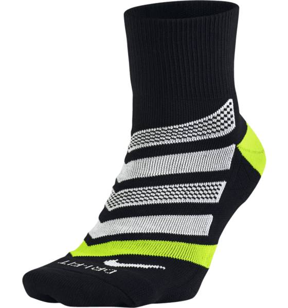 Nike Juoksuvaatteet Nike Run Df Cush Arch Qt BLACK/VOLT/WHITE (Sizes: M)