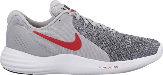 Nike J Lunarapparent Gs Juoksukengät ATMOSPHERE GREY (Sizes: US 4)